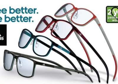 Adidas Eyewear Frames SPX Litefit