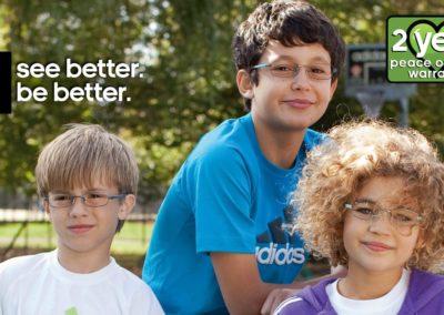 Adidas Youth Eyewear Frames
