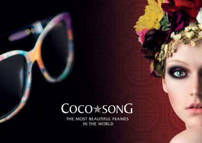 Coco Song Nobody Eyewear Frames