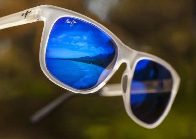 Maui Jim Eyewear Clear Sunglasses