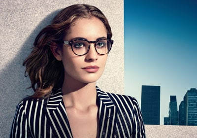 Nine West Eyewear Brown Frames 2