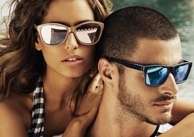 Guess Eyewear Mens Womens Sunglasses